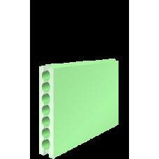 Пустотелая пазогребневая плита E80 влагостойкая