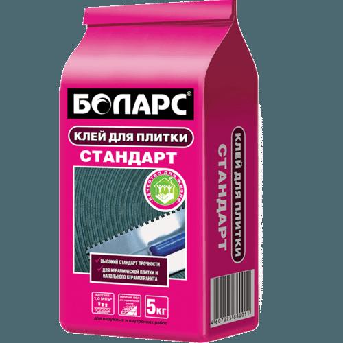 Клей для плитки Боларс СТАНДАРТ