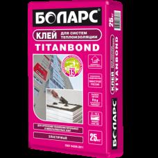 Клей для систем теплоизоляции Боларс TITANBOND