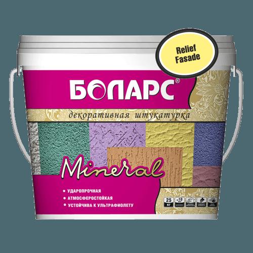 Декоративная штукатурка Боларс Mineral-S Bark