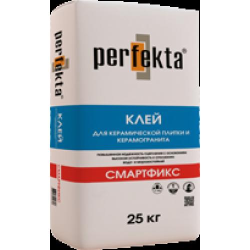 Perfekta® «Смартфикс» Клей для керамической плитки и керамогранита