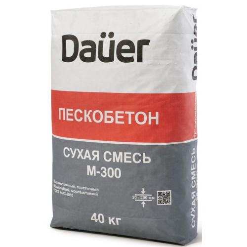 Пескобетон М-300 DAUER MAKS